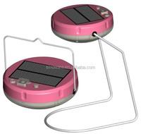 2015 Cheapest Waterproof Solar table light/Integrated solar light