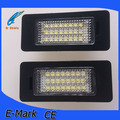 2015 b- ofertas e39 fábrica de la calidad del hight de la placa de licencia de la lámpara, los accesorios del coche led luz de la cola para el coche