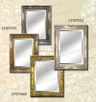Brilliant classics antique design artistic impressive custom wall decorative mirror