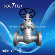 Rising Stem Gate Valve With Carbon Steel