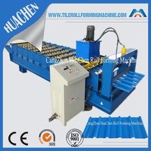 CE Certification Factory Price Roof Sheet Rolling Machine, Metal Sheet Bending Machine, Wall Panel Roll Forming Machine