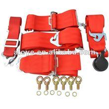 Sport Car Seat Seatbelt Safety Harness