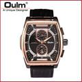 Venta directa del fabricante reloj, hombres baratos de reloj de la aleación, fecha reloj de pulsera para hombre