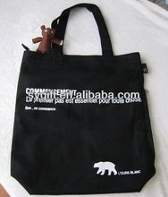 100% recycled shopping bag with roller