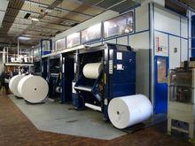 used newspaper printing machine Solna D 380