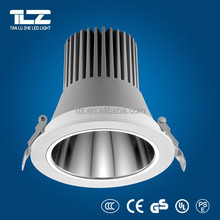 High power 40w Cob led downlights for indoor lighting, good quality and price ,