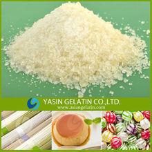 Alimentos gelatina