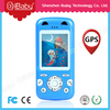 Ibaby multi-language sos kids phone gps tracking unit for children