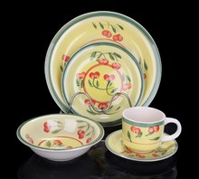 attractive and durable tableware for party