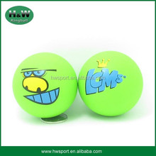 60mm rubber super high bounce ball