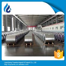 china fornecedor de ouro de zinco bobina de aço galvanizado bobina de aço