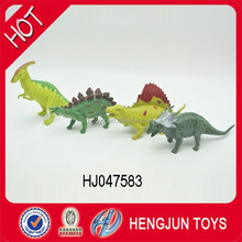 2015 Hot Selling PVC Animals Set Toys, 6 Inches Dinosaur Toys For Kids
