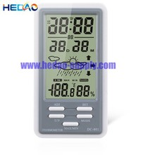 Hot Digital Decorative Thermometers and Hygrometers household items