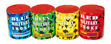 Grenade shape color smoke fireworks for stage/wedding/show/birthday/party