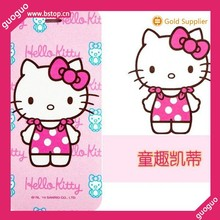 Hot selling for Iphone 6 cute Hello kitty dual PU leather case