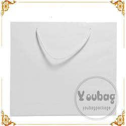 Cheap new design advertising paper bag manufacturer with great price