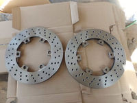 adult racing go-kart brake disc