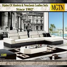 Genuine Leather Furniture Genuine Leather Sofa 1288