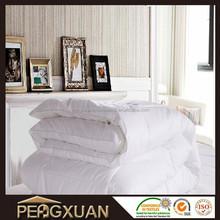 Hotel luxury Five star wholesale cheap white comforter bedding set