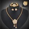 Fashion Diamond Flower Necklace , Necklace Set ,Jewelry Set (SWTAA1538)