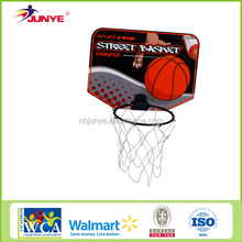 Ningbo Junye Plastic Custom logo Portable Basketball Board