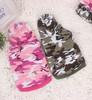 Hot sale pink camo dog hoodies, camouflage pet sweatshirt, wholesale pet garments
