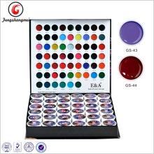36 PCS Mix Color cover UV Gel Builder for False Tips Acrylic Nail Art Kit