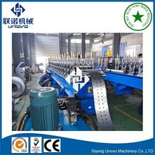 warehouse storage rack roll forming machine structural, roll formed
