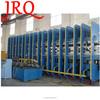 rubber paver tile vulcanizing press/ interlock rubber tiles hydraulic press/rubber floor hot molding press