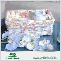 Wholesale high quality New gift wicker storage basket