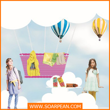newest style wholesale kid shop window display hot air balloon