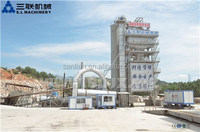 New design LB2000 automatic bitumen mixing plant price with capacity 160t/h