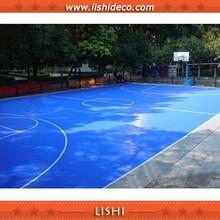 Interlocking Sports Flooring Basketball Courts Used Floor