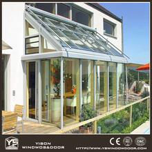 4 Season Sun Room Aluminum Glass Sunroom Patio Sunroom