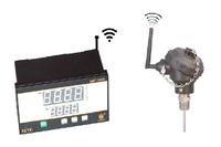 remote wifi wireless temperature controller ch402 thermocouple head Antifreeze shed