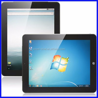 Office Friendly Windows 7 Tablet PC/2 USB2.0/HDMI/WIFI/3G Phone/9.7 inch Windows Tablet PC