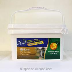 Functional Interior waterborne Coatings in Plastic packaging barrels