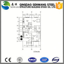 Low Cost Steel Structure Warehouse Low Price In China