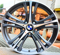 18*8.0inch, 32ET, 5*120mm For BMW Aluminum Alloy Wheel