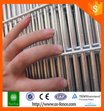 electro static painting 358 welded fence wire mesh panel