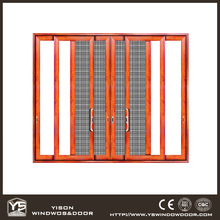 Villa Casement Sliding Doors with Fly Screen