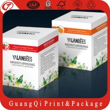 High quality cosmetic packaging supplies for cosmetic