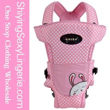 Pink Convertible Printed Comfortable Baby Carrier Sling wholesale