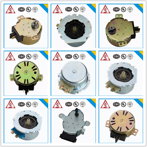2014 made in China new arrival hot sale best price microwave synchronous motor