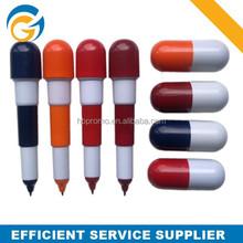 Capsule Promotional Bulk Ballpoint Pens for Sale