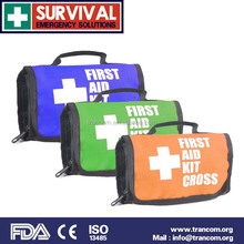 CE06 OEM Professional manufacture factory wholesale Medical first aid kit with CE &TGA&FDA