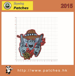 newest pirate eye patch embroidered wholesale