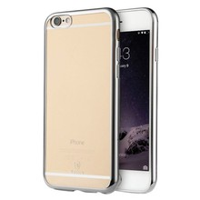 Popular Baseus Shining 1mm Ultra-thin protective tpu Case for iPhone 6