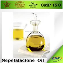 pure nature GMP ISO Nepetalactone Oil