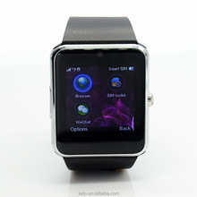 LEDO China supplier Bluetooth Smart Wrist GT08 Watch for IOS Android phone